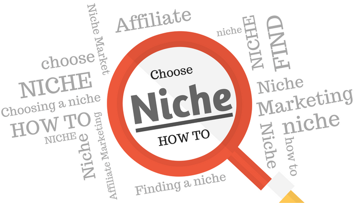 Affiliate marketing niche kiezen