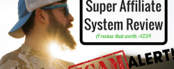 Super affiliate system review from someone who quit