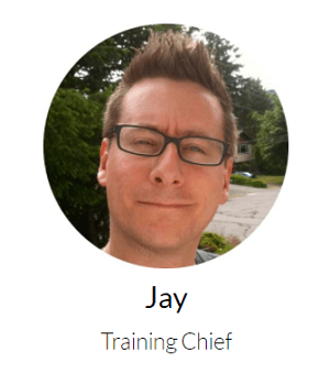 Jay, Training Chief of Wealthy Affiliate