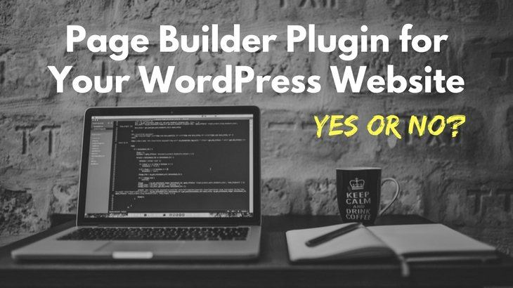 Page Builder Plugin for WordPress Website
