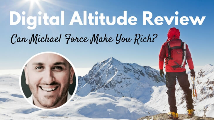 is digital altitude a pyramid scheme