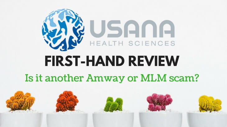 usana health sciences review