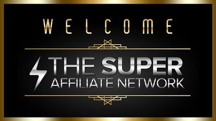 the super affiliate network logo