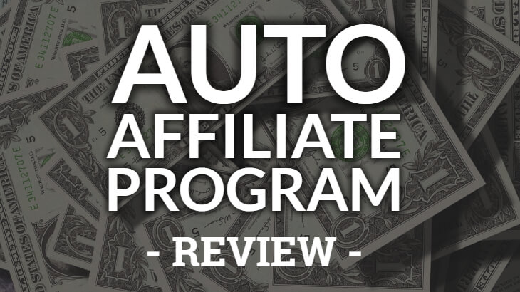auto affiliate program review