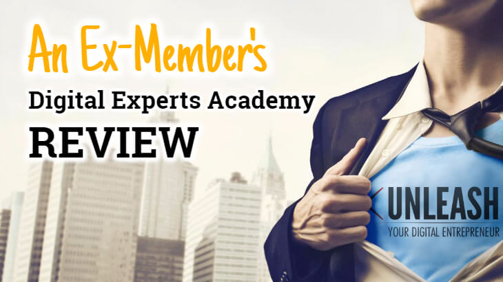 digital experts academy review