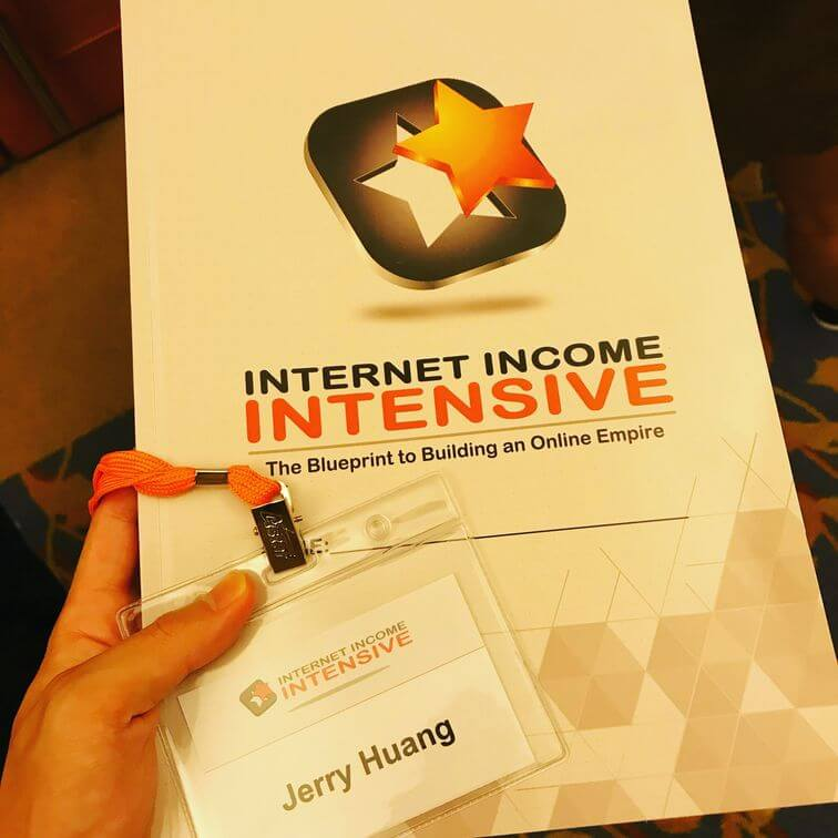 internet income intensive 2017 photos