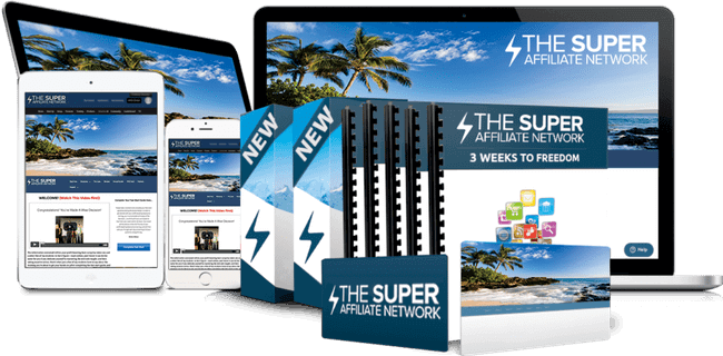 the super affiliate network package