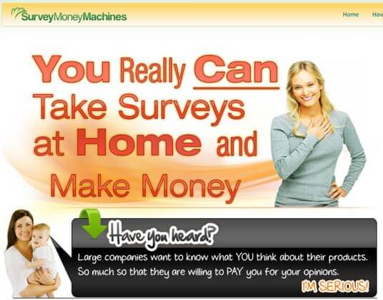 survey money machines