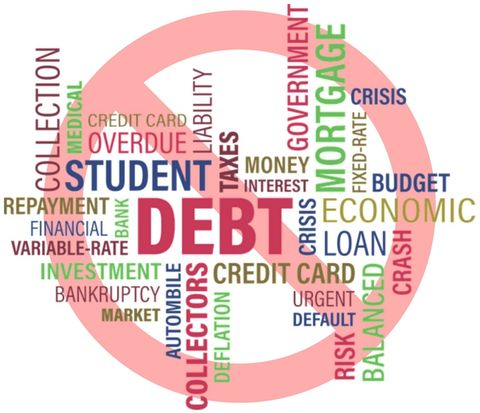 get out of bad debt