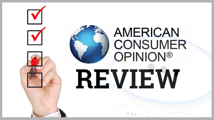 is american consumer opinion a scam