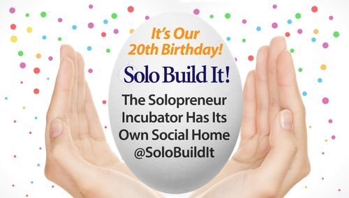 solo build it birthday
