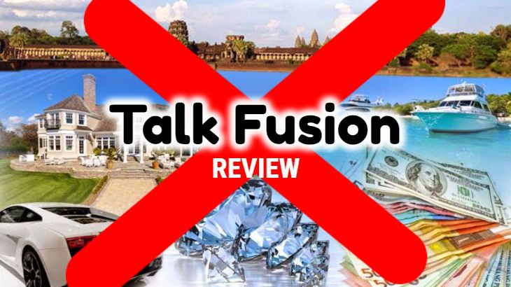 is talk fusion a scam