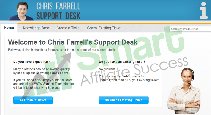 chris farrell membership support