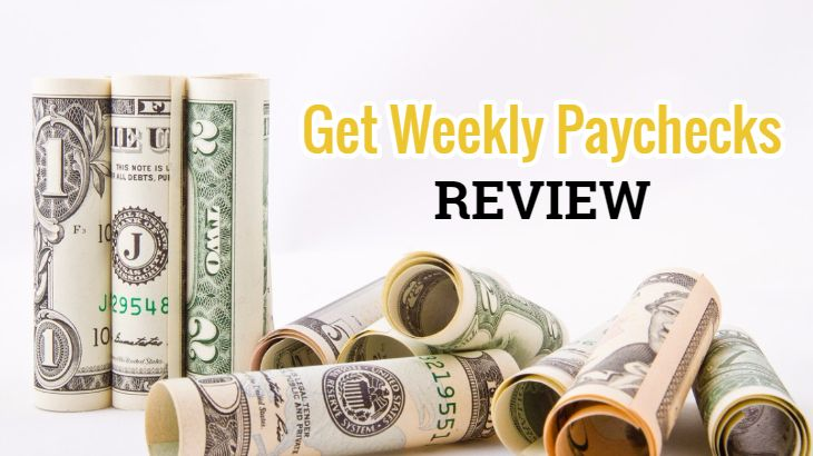 is get weekly paychecks a scam