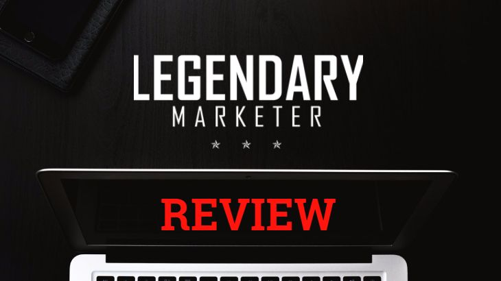 Features New  Internet Marketing Program Legendary Marketer