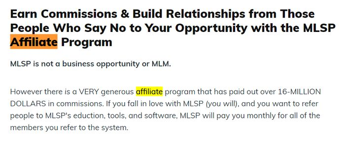 Is my lead system pro a scam most updated mlsp review 2018 mlsp affiliate program malvernweather Image collections