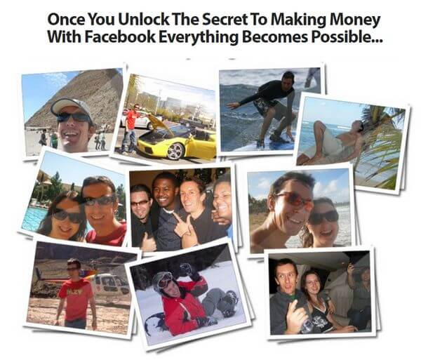 fan page money method michael cheney