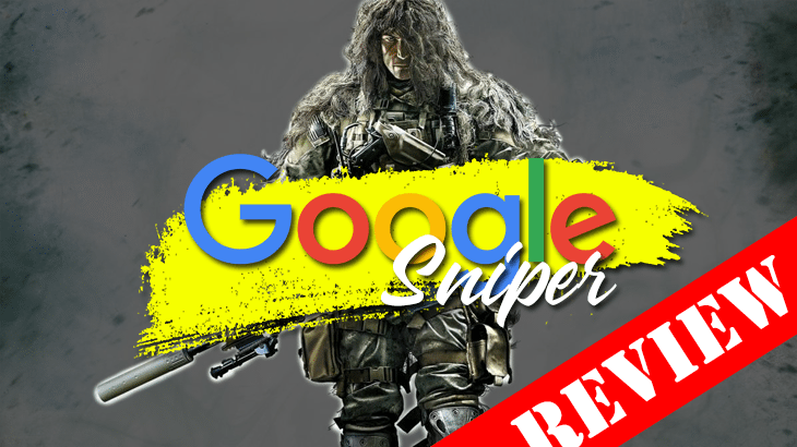 is google sniper a scam