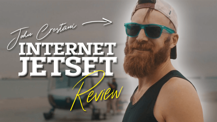 john crestani internet jetset review
