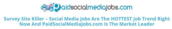 paid social media jobs claim