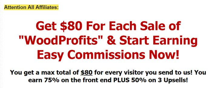 wood profits affiliate program