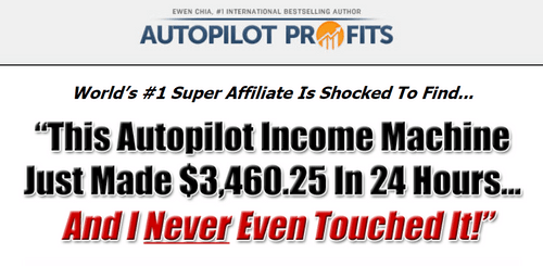 Is autopilot profits a scam ewen chias scam exposed again autopilot profits scam malvernweather Gallery