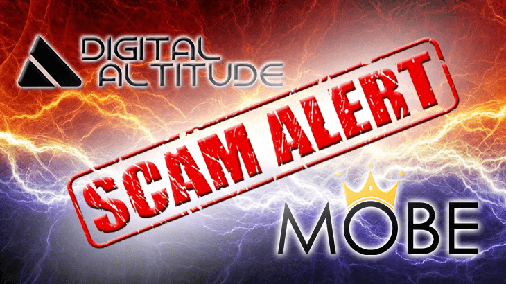 digital altitude and mobe scam