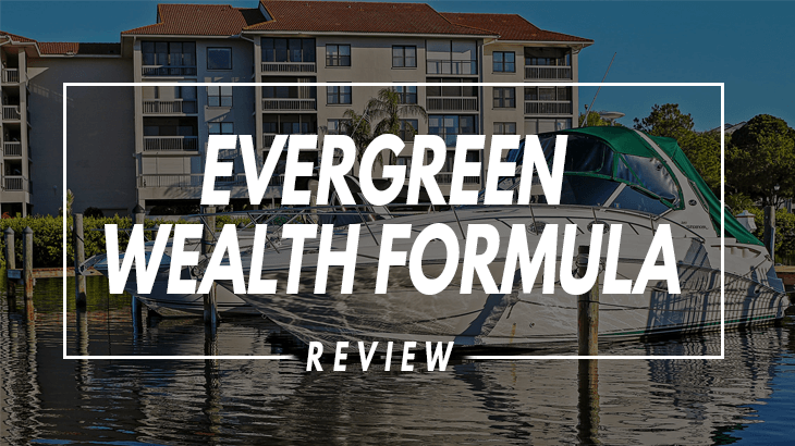 is evergreen wealth formula a scam