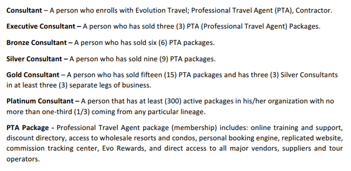 Is evolution travel a scam what agents are not telling you evolution travel compensation plan malvernweather Gallery