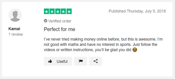 profit squirrel positive review