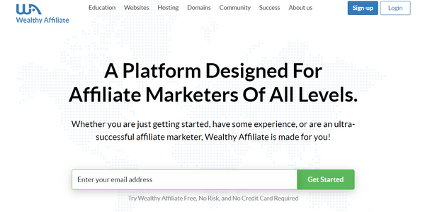 wealthy affiliate claim