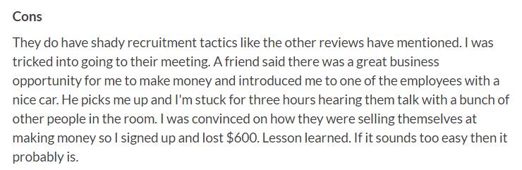 ariix scam review