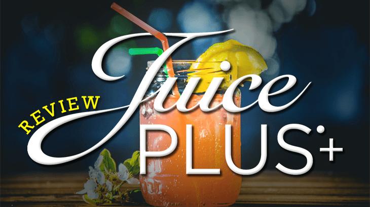 is juice plus a scam