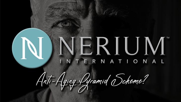 is nerium international a scam