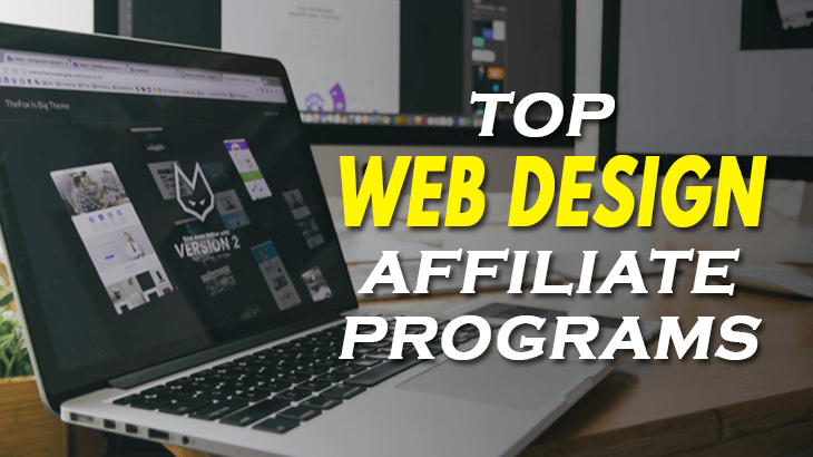 web design affiliate programs