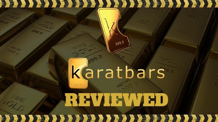 Is Karatbars A Scam Golden