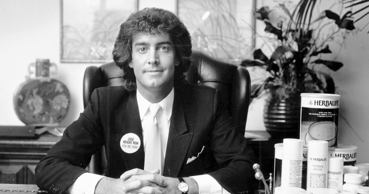 Herbalife Founder Mark Hughes