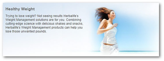 Herbalife Healthy Weight