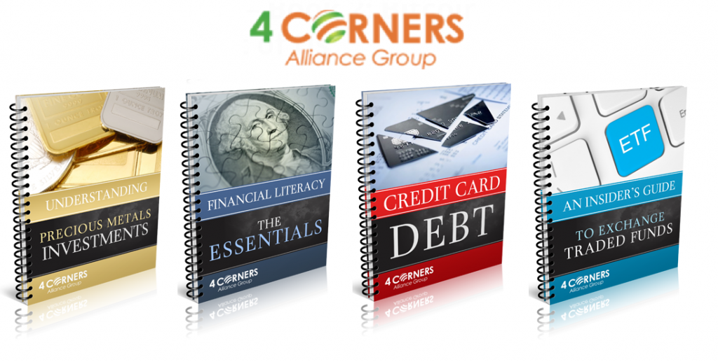 4 Corners Alliance Group Books