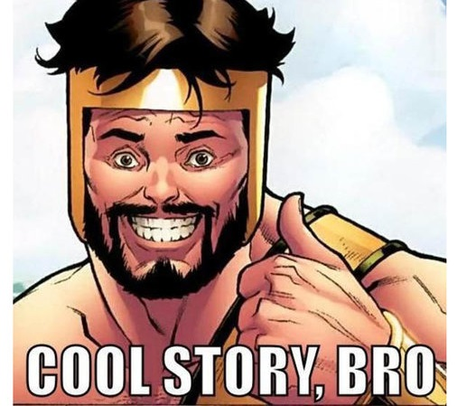 Home Income System Cool Story Bro