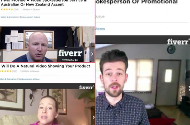 Real Profits Online Fiverr Testimonials
