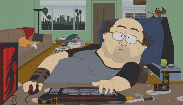Real Profits Online South Park Dude