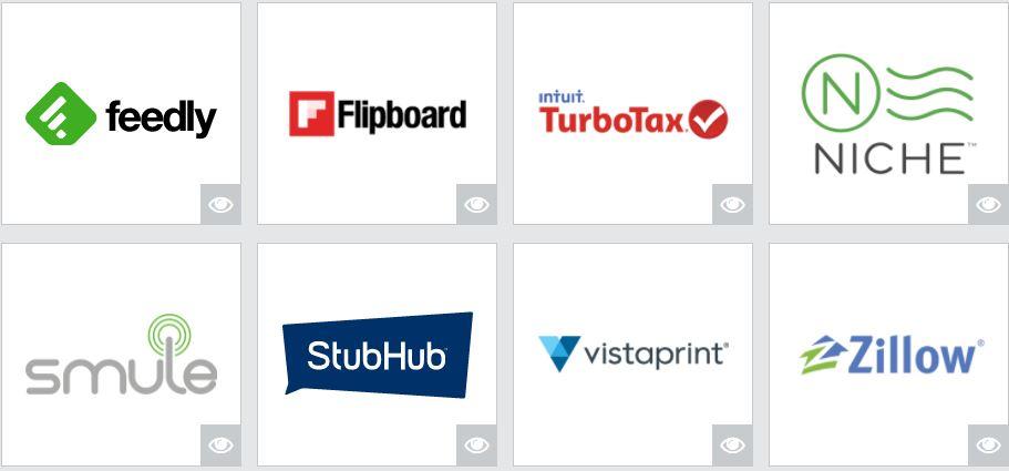 UserTesting Partner Websites