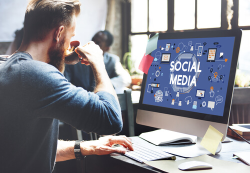 make money online social media