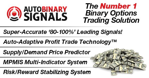 Auto Binary Signals Features