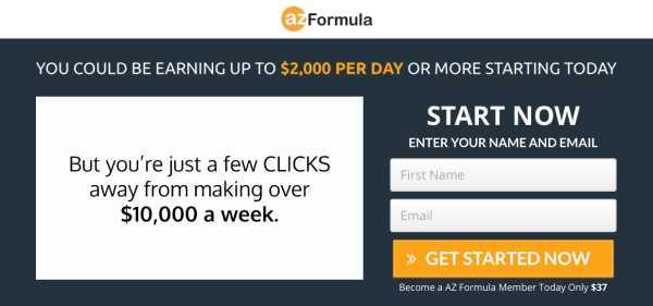 Az Formula Homepage