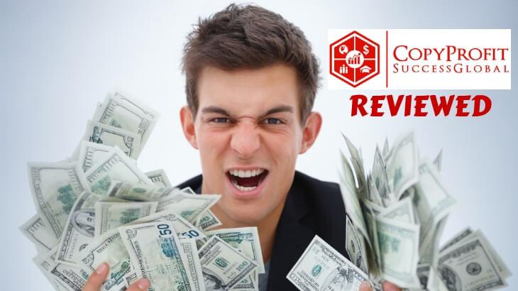 Copy Profit Success Global Review