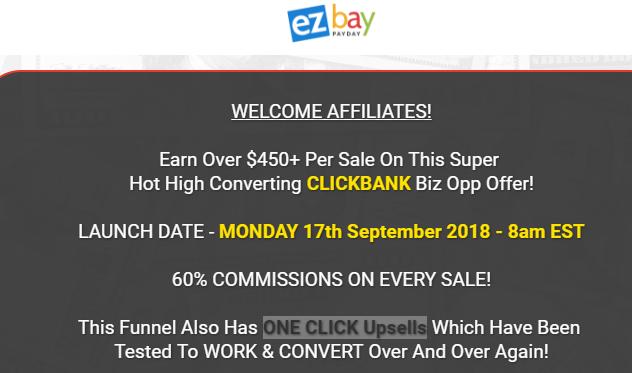 EZ Bay Payday Upsells