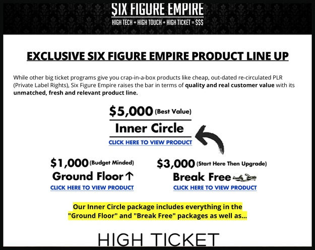 The Fearless Momma 6 Figure Empire
