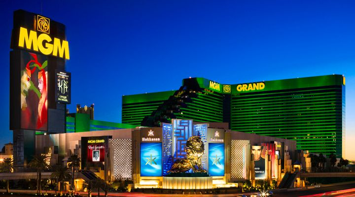 Las Vegas mgm grand